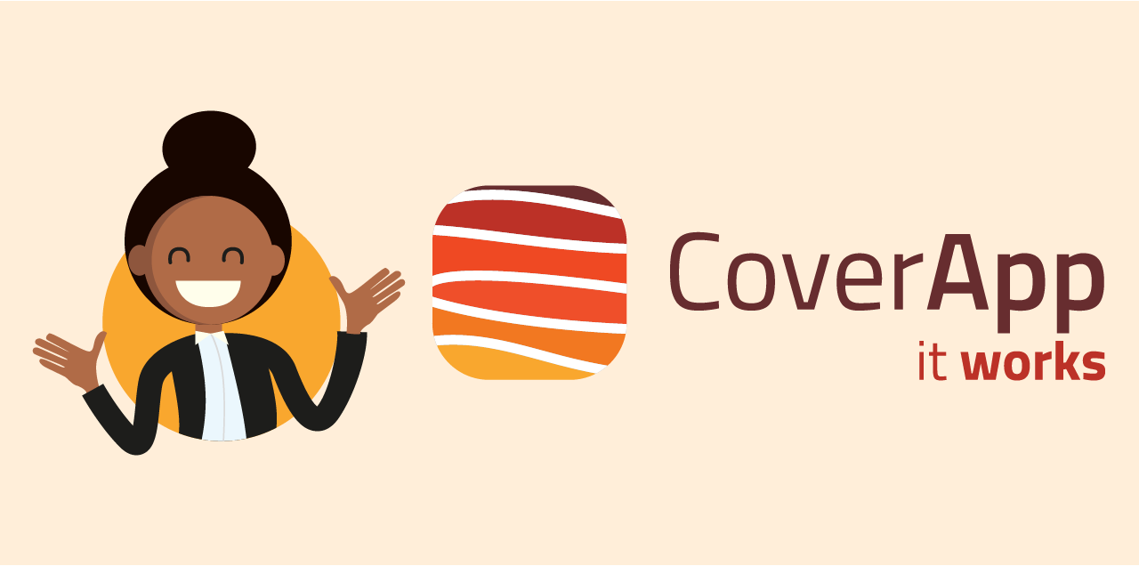 CoverApp Header