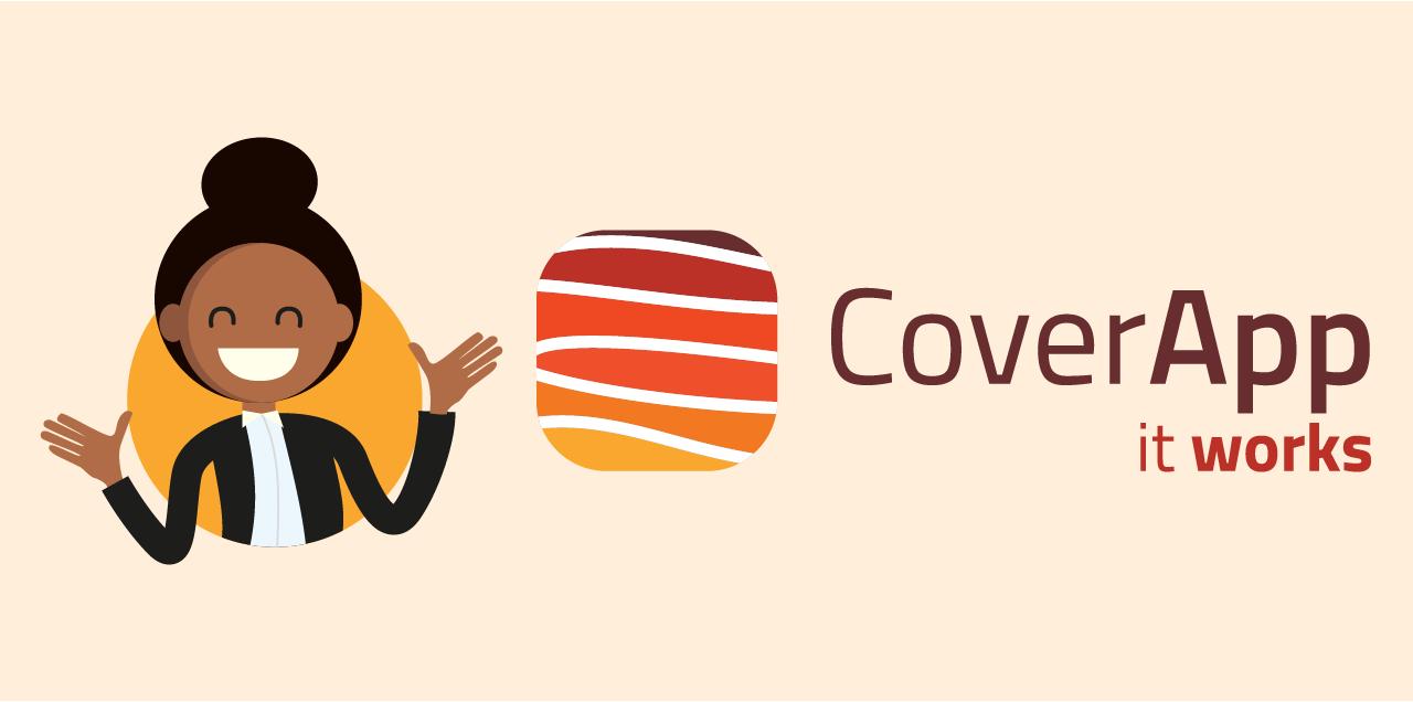 CoverApp Header