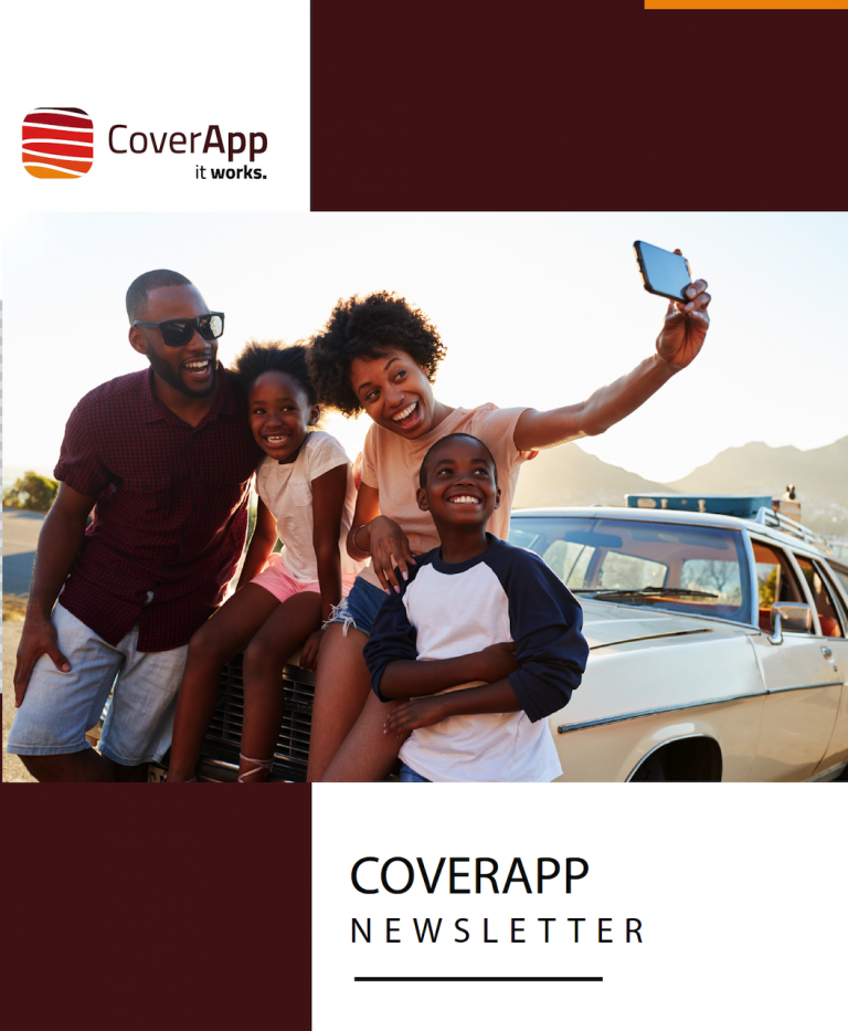 CoverApp Newsletter Edition 1